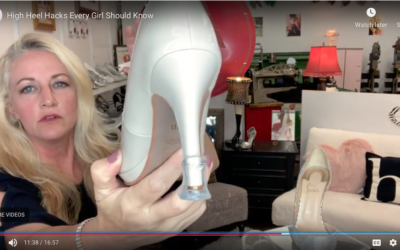 High Heel Hacks Every Girl Should Know
