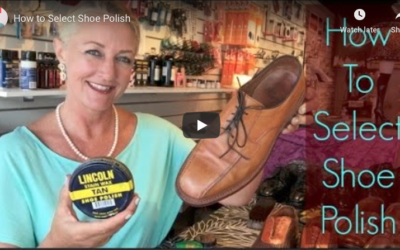How to Select Shoe Polish