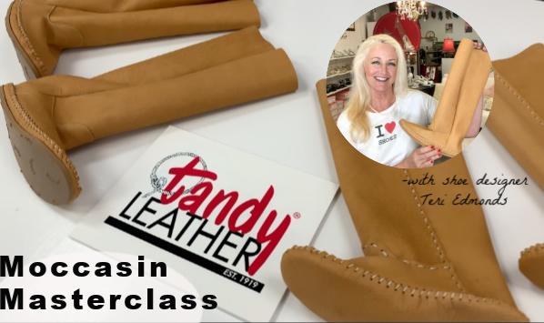 Protected: DIY Boot Tutorial:  Tandy® Moccasin Masterclass