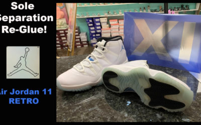 How to Fix Sole Separation #with me – Air Jordan 11 Retro